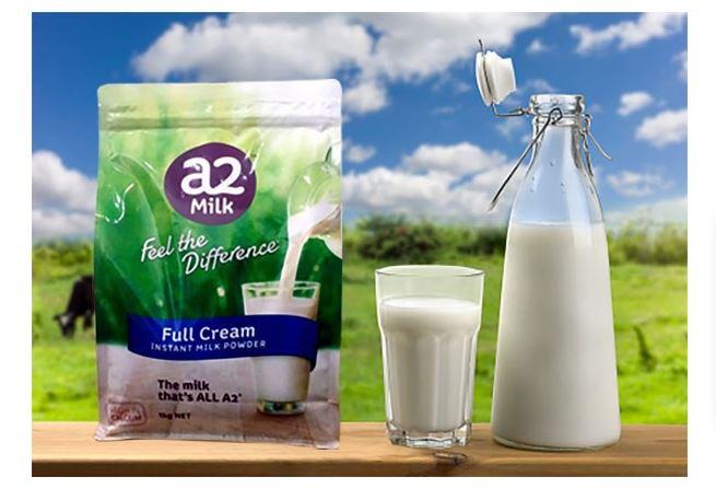 Sữa tươi A2 nguyên kem của Úc sản phẩm dinh dưỡng chất lượng