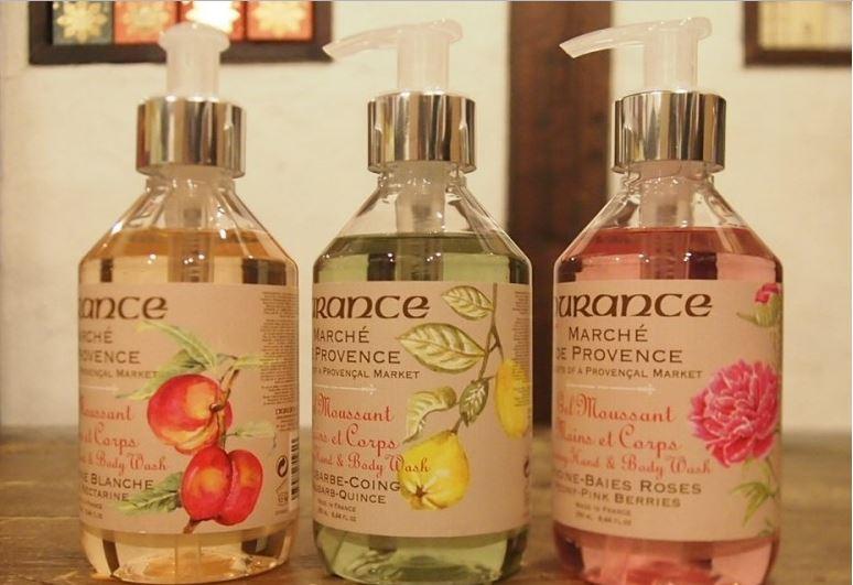 Sữa tắm Durance Rose Osmanthus Shower Gel đến từ Pháp