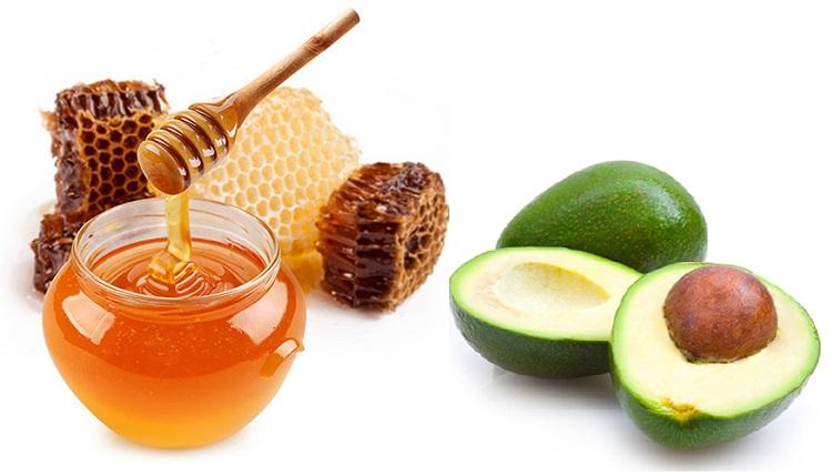 Tác dụng làm đẹp của mặt nạ mật ong và quả bơ