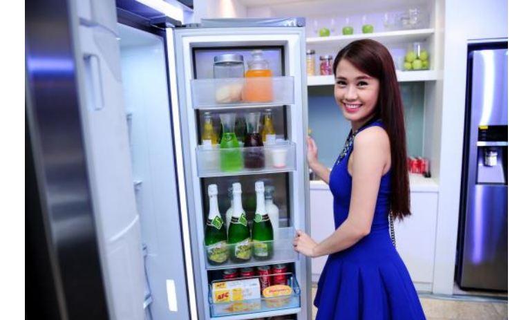 Tiết kiệm điện tủ lạnh