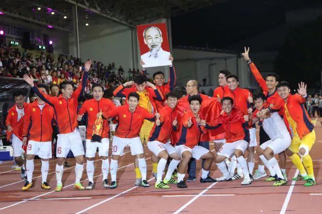 U22 Việt Nam giành chiến thắng trong trận Chung kết