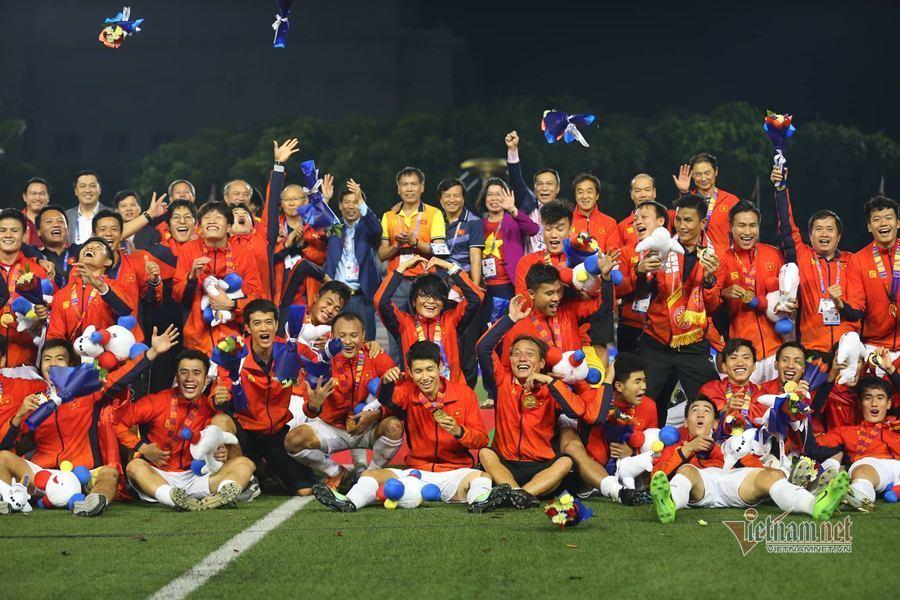 U22 Việt Nam vô địch SEAGAMES 30