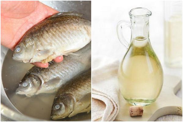 cách dân gian giữ cá tươi lâu không cần tủ lạnh