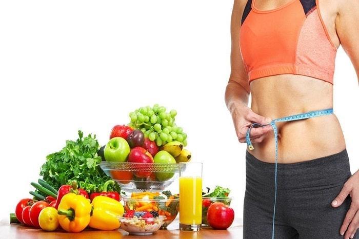 Giảm cân nhờ ăn hoa quả