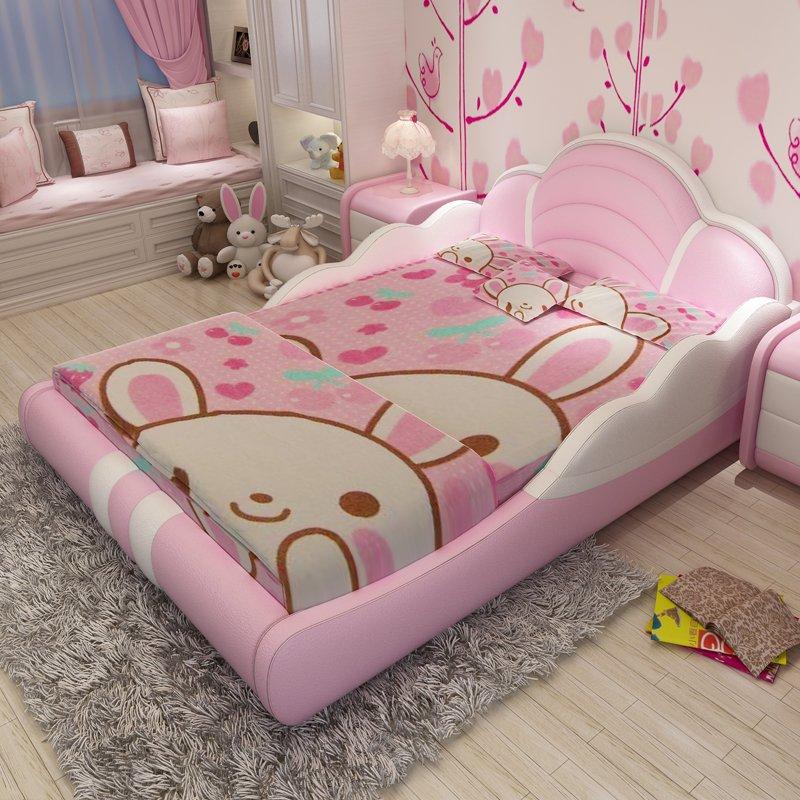 giường cho bé gái1