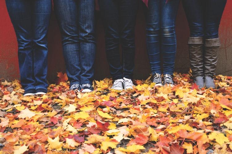 Hướng bàn chân cho thấy điểm chú ý của bạn