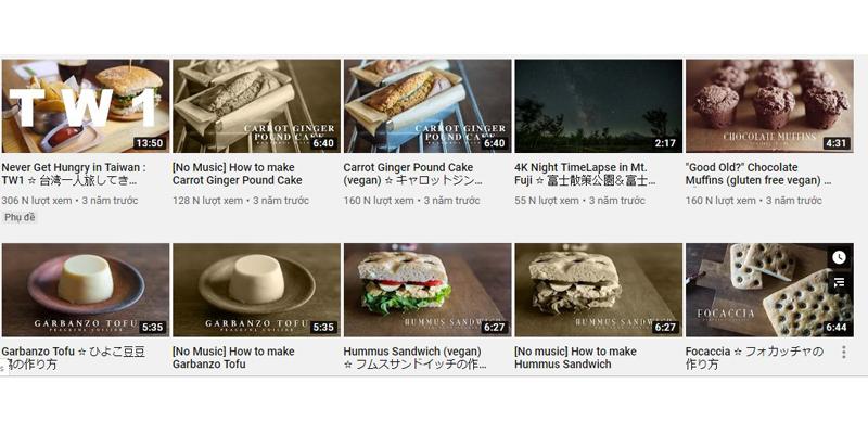 kênh youtubenên xem kênh youtube thư giãn 10