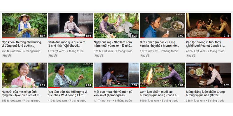 kênh youtubenên xem kênh youtube thư giãn 2