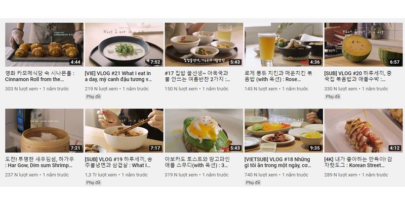 kênh youtubenên xem kênh youtube thư giãn 8