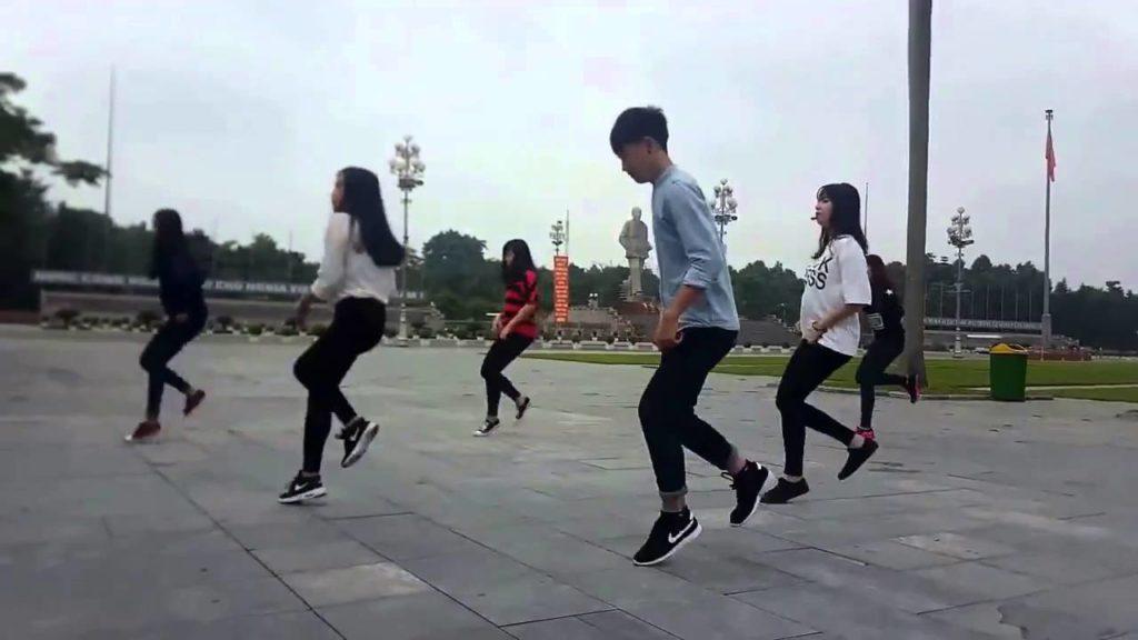 nhảy shuffle dance giúp các bạn trẻ có thêm tự tin tỏa sáng