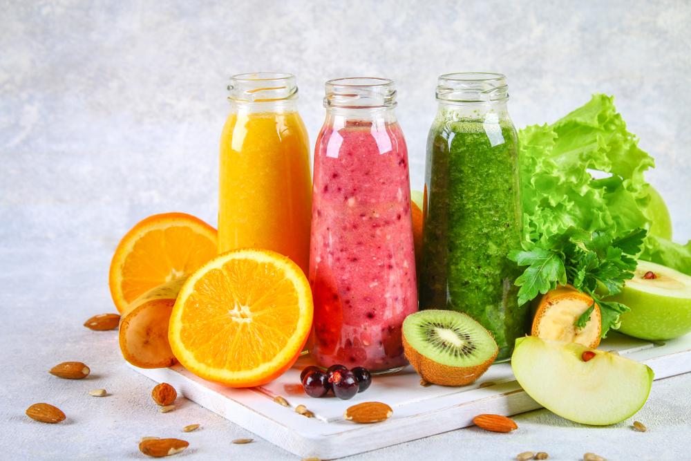 những công thức làm nước ép trái cây tại nhà tốt cho sức khỏe