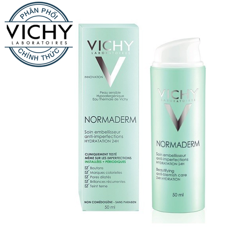 normaderm beautifying anti blemish care 24h hydration
