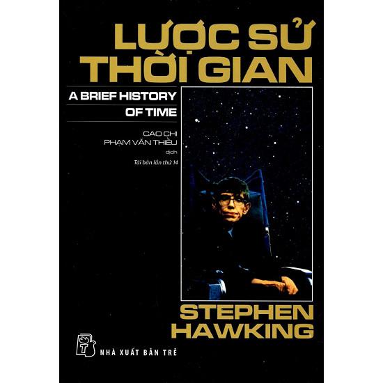 sách khoa học phổ thông :Lược sử thời gian-Stephen Hawking