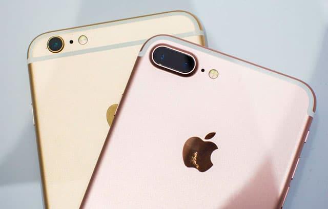 nên mua iphone 6s plus hay iphone 7 plus