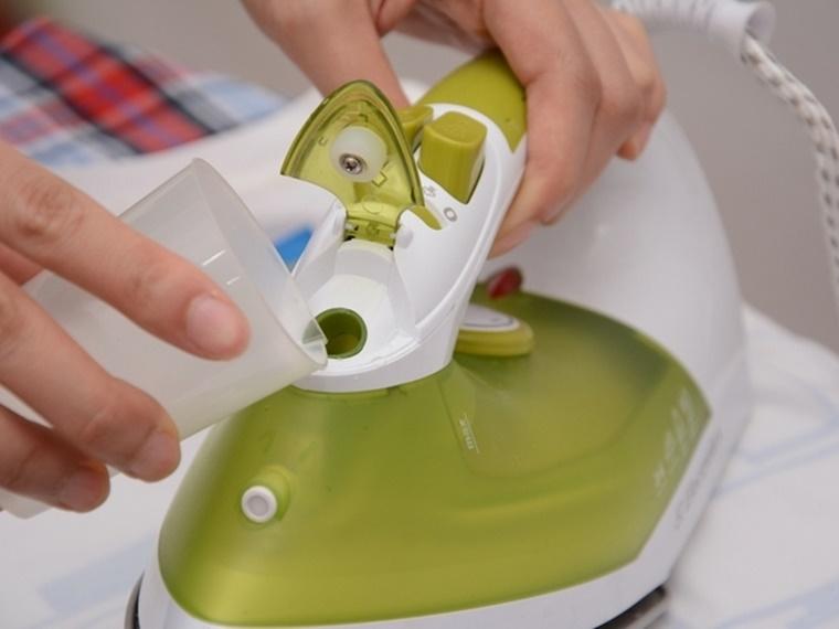 su dung bàn ủi hơi nước