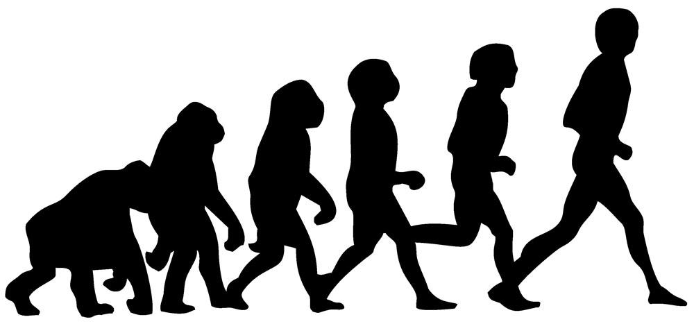 tiến hóa con người