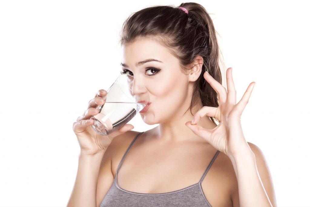 uống nước giúp nhiều sức sống