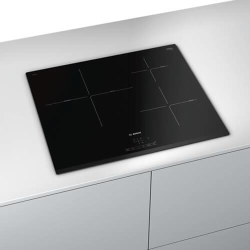 Bếp được tích hợp nhiều tính năng giữ an toàn tuyệt đối cho người dùng