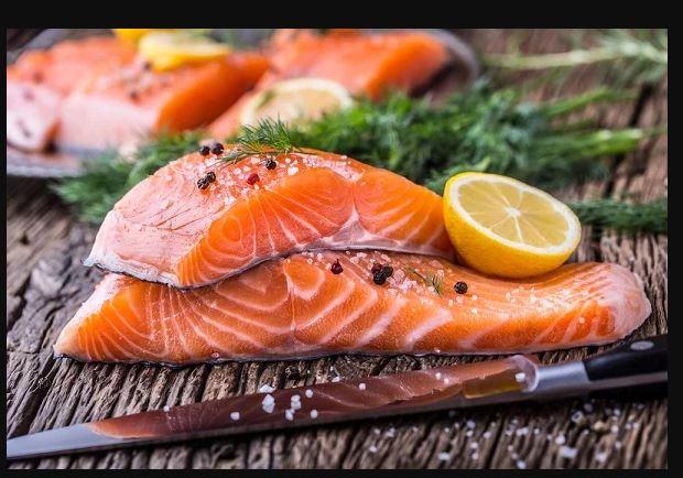Cá hồi là thực phẩm rất bổ dưỡng