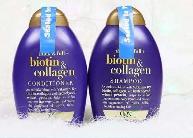 Dầu cặp Biotin & Collagen