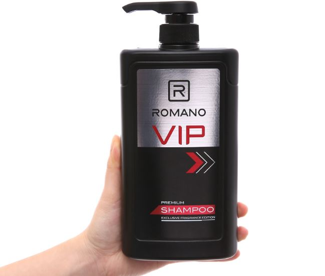 Dầu gội Romano Vip Premium