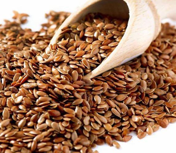 Hạt lanh xay thực phẩm tốt cho giảm cân