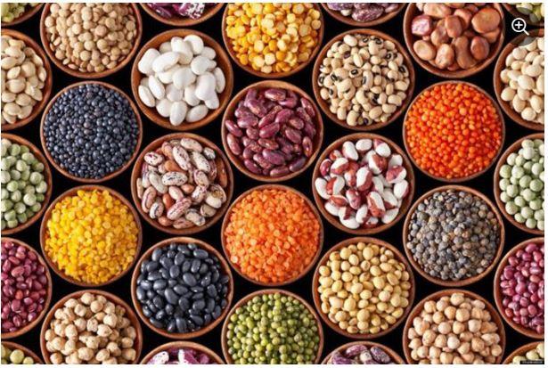 Hạt ngũ cốc cung cấp chất xơ và vitamin E rất tốt cho não