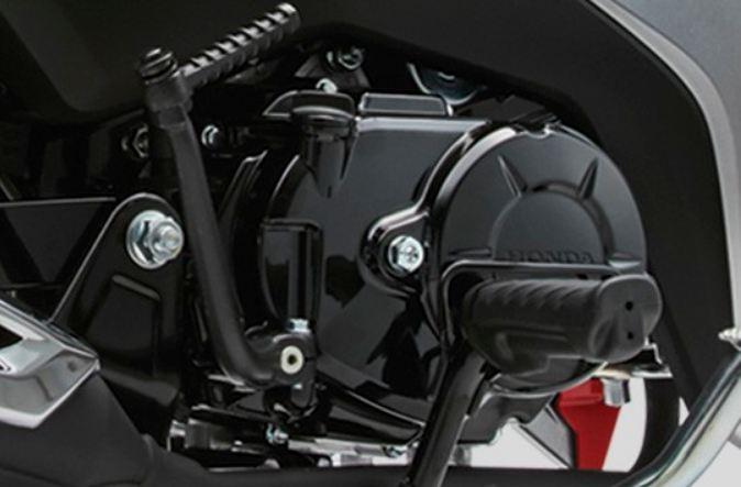 Honda Wave Alpha 110 có động cơ được nâng cấp