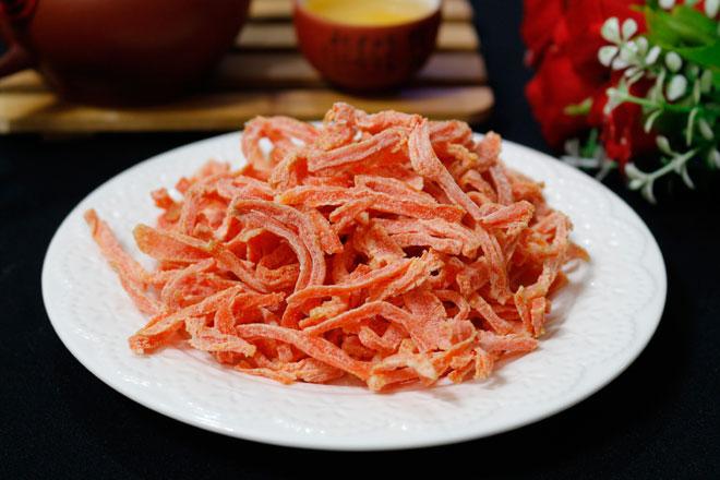 Mứt cà rốt