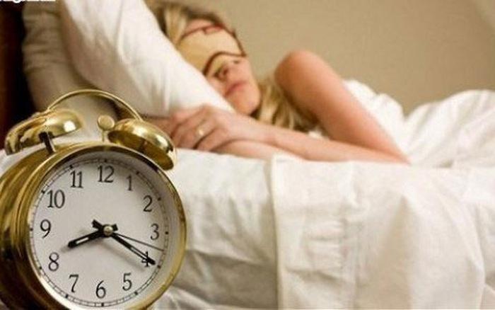 Một giấc ngủ quá nhiều