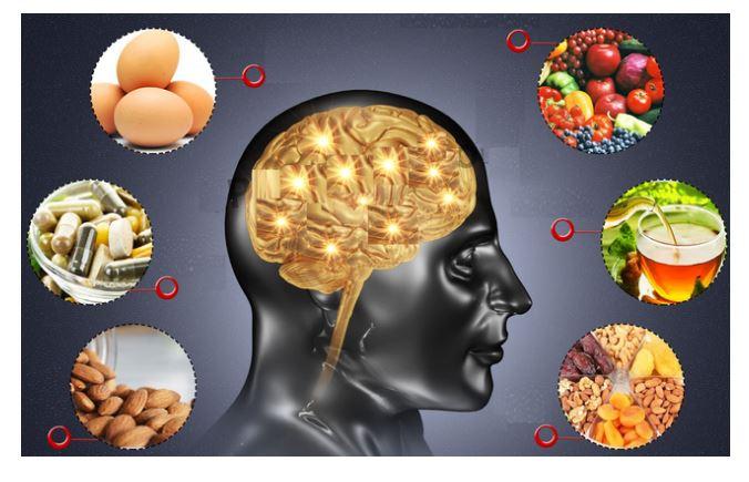 Những thực phẩm giúp não bộ luôn khỏe mạnh