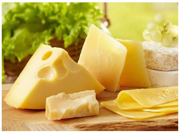 Phô mai thực phẩm giảm cân hiệu quả
