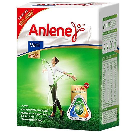 Sữa Alene Gold Movepro