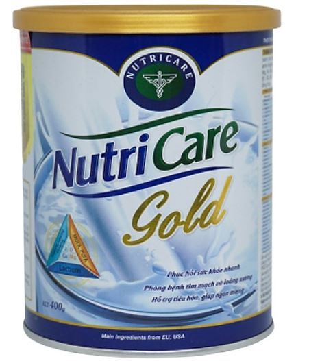 Sữa Nutri Care Gold