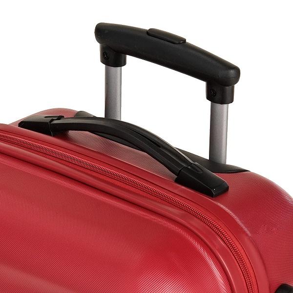 Tay cầm và khóa kéo chắc chắn, vững chãi cho chuyến đi an toàn