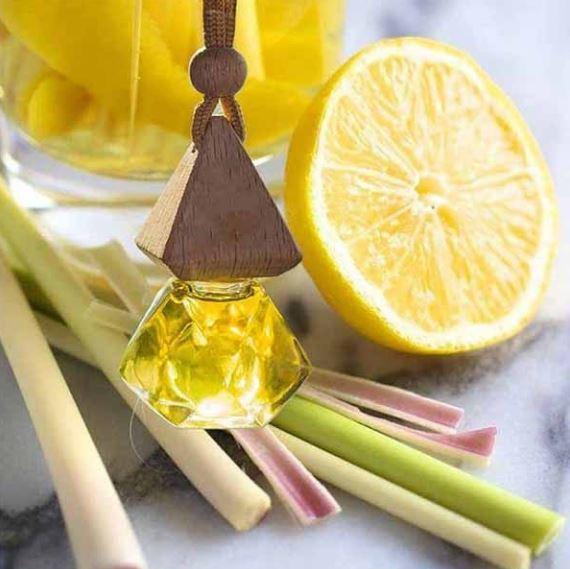 Tinh dầu sả chanh là mùi được ưa thích nhất