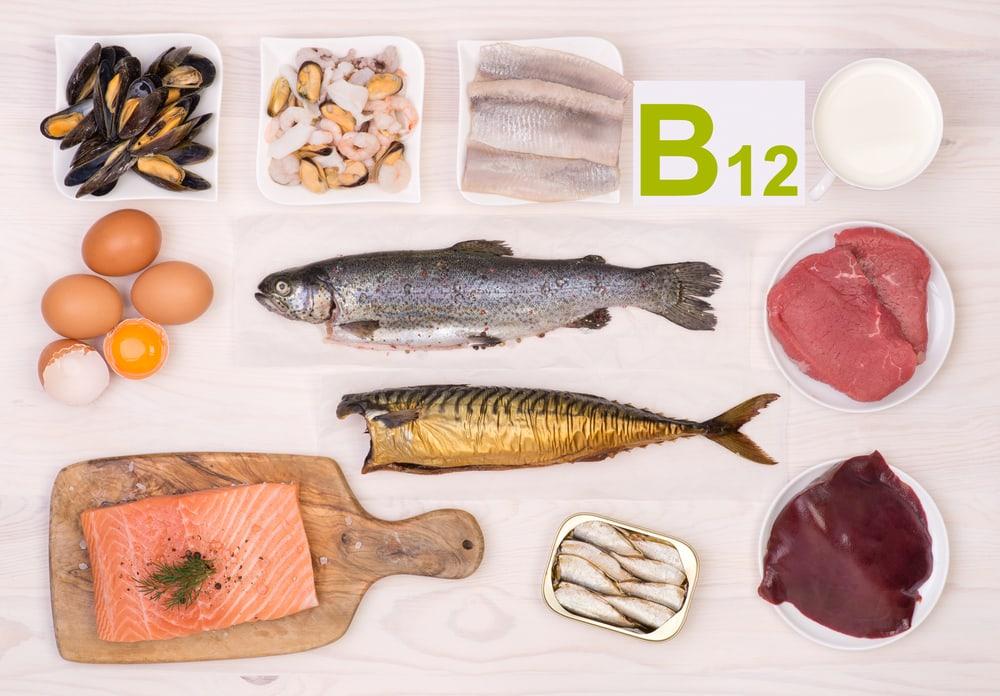 Vitamin 12 giúp hình thành tế bào máu