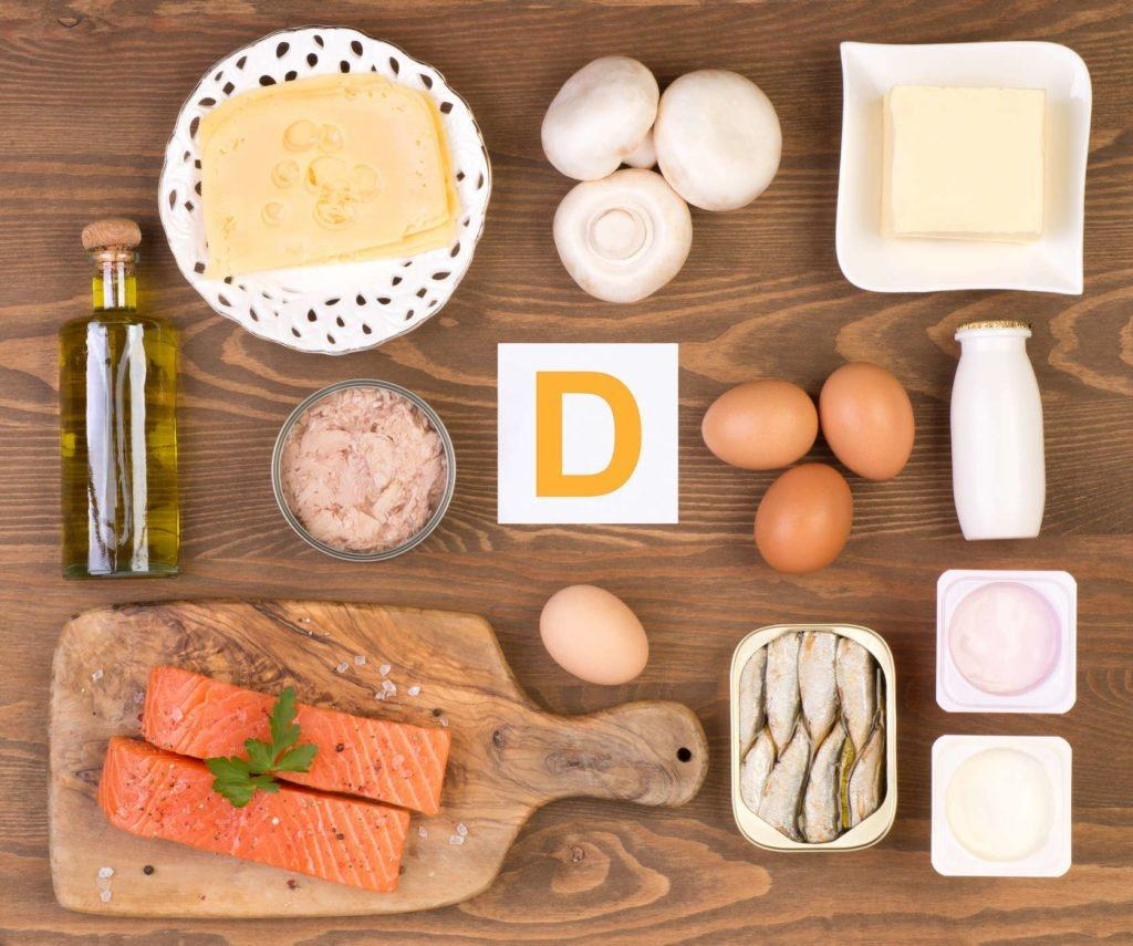 Vitamin D là cần thiết cho sự phát triển của bé