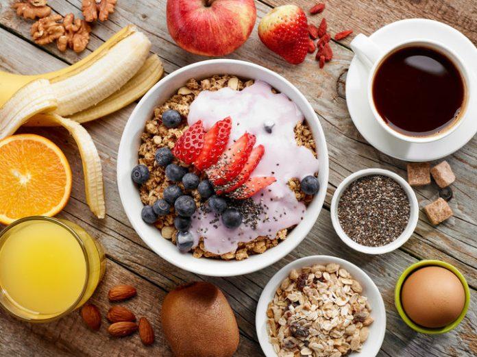 Bữa sáng đầy đủ chất rất quan trọng với cơ thể