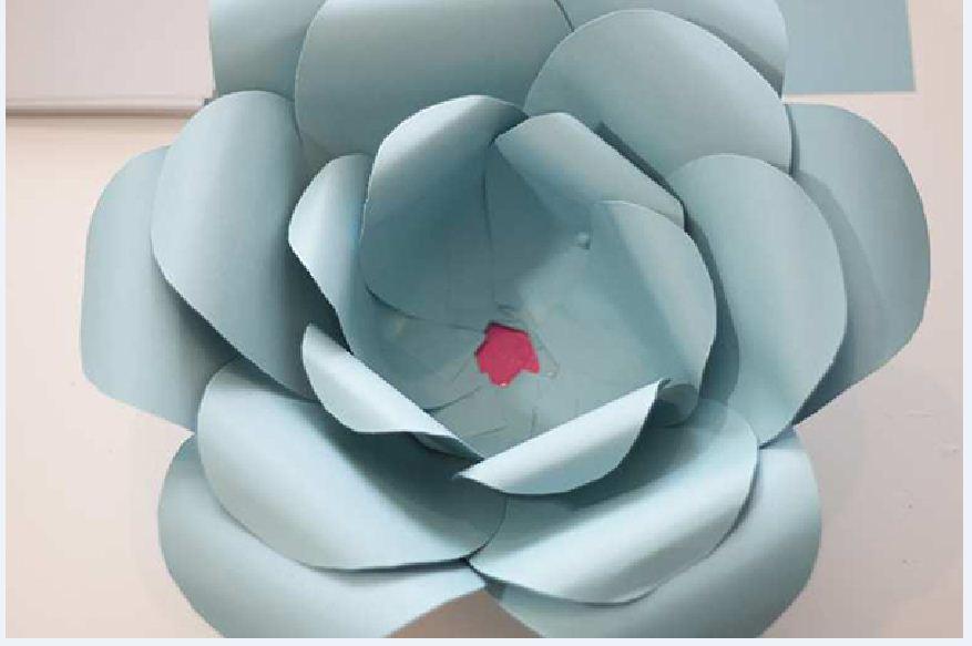 hoa giấy tết 02