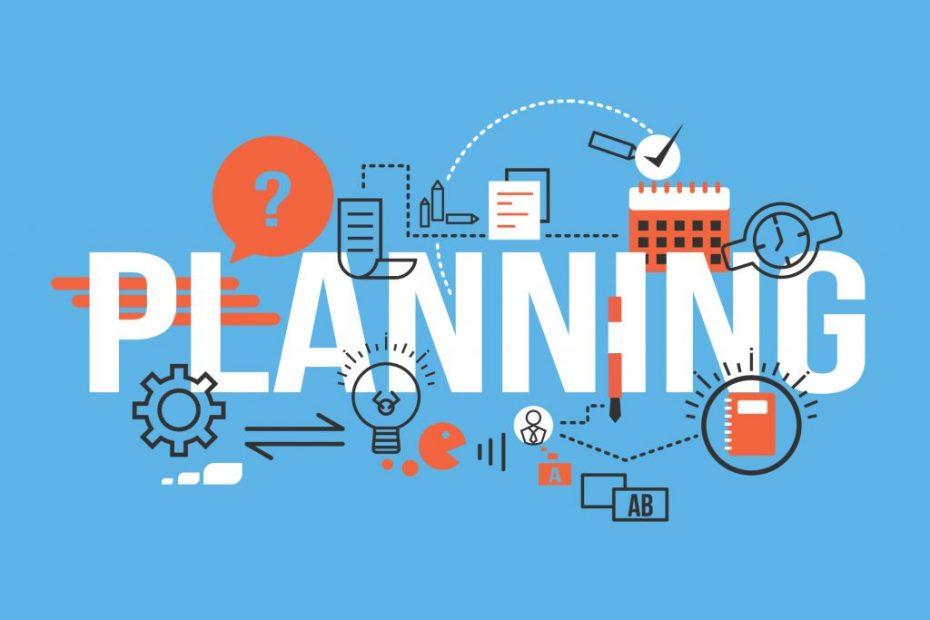 planning hợp lý và thích hợp