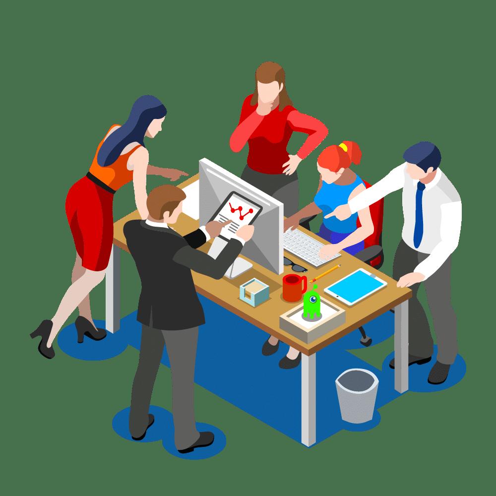 tìm người cộng tác chung