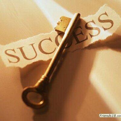 thành công and thất bại quyết định ở suy nghĩ.1