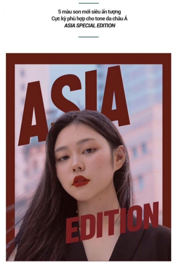 BBIA Last Velvet Lip Tint Asian Edition