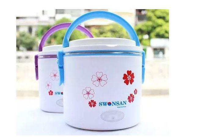 Hộp cơm cắm điện Swonsan