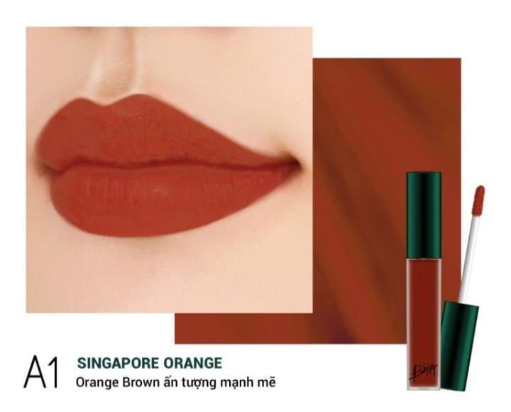 Màu A1 Singapore orange