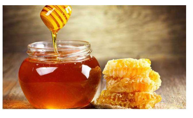 Mật ong cũng có tác dụng như đường giúp giảm vị mặn