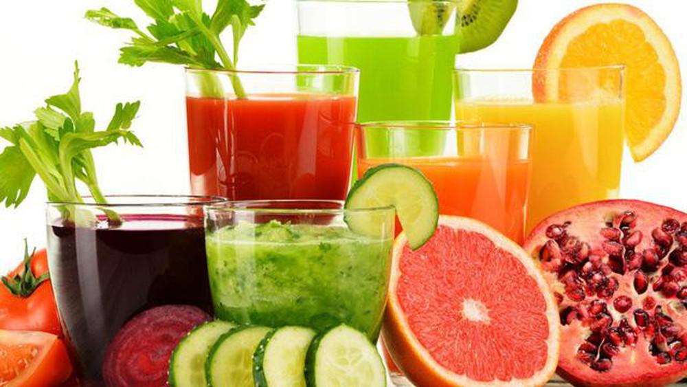 Nên sử dụng nước trái cây hằng ngày để tăng cường hệ miễn dịch.