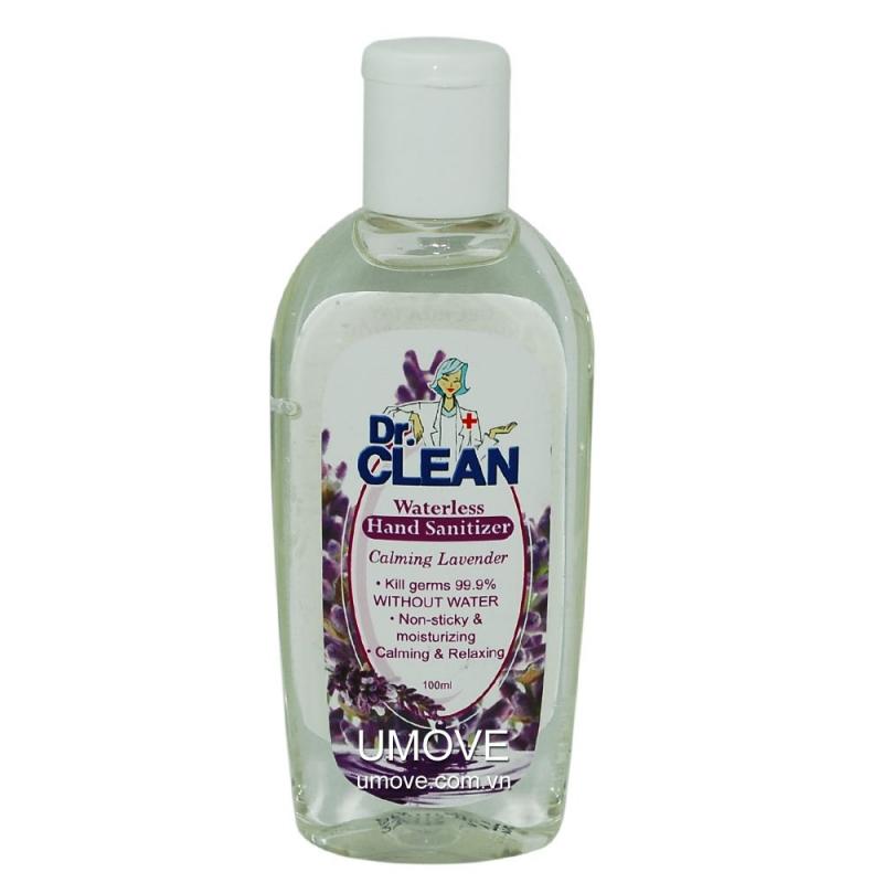 Gel rửa tay khô dr clean
