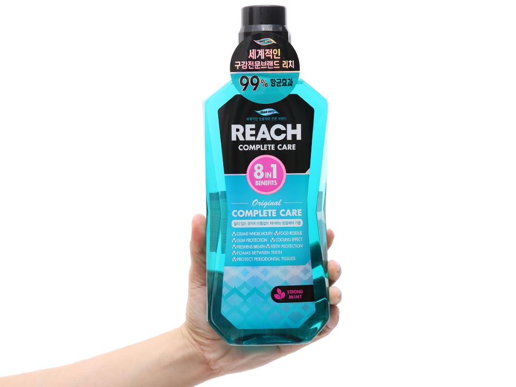 nước súc miệng REACH